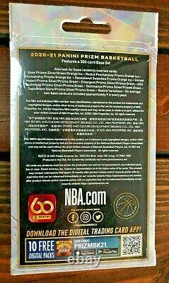 2020-21 Panini Prizm Nba Basketball Hanger Box Sealed In Hand Free Ship Lamelo