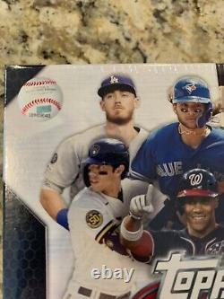 2020 Topps Bowman Chrome SAPPHIRE Edition Hobby Box Sealed In-Hand