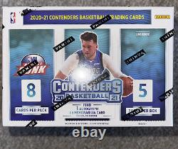 2021 NBA Panini Contenders Blaster Box Factory Sealed Lot of 10 In Hand