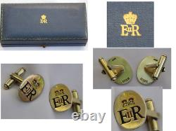 A Very Rare Hand Signed Queen Elizabeth II and Prince Philip Grouping