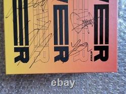 ATEEZ Fever Promo Album Autographed Hand Signed
