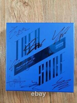 ATEEZ Treasure Promo Album Autographed Hand Signed