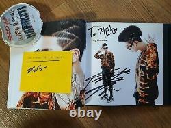 BTS BANGTAN BOYS 1st 2 Cool 4 Skool Album Fan Sign Event Autographed Hand Signed