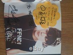 BTS BANGTAN BOYS Fan Sign Event 1st Mini Album Autographed Hand Signed