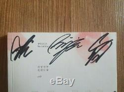 BTS BANGTAN BOYS HYYH Album Promo Autographed Hand Signed