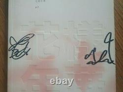 BTS BANGTAN BOYS HYYH Promo Album Autographed Hand Signed