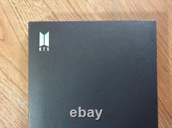 BTS BANGTAN BOYS Love Yourself Tears Album Promo Autographed Hand Signed