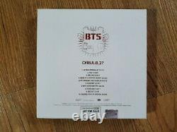 BTS BANGTAN BOYS O RUL8 2 1st Mini Album Promo Autographed Hand Signed