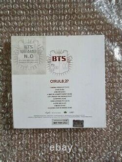 BTS BANGTAN BOYS O RUL8 2 Promo Album Event Autographed Hand Signed