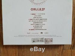 BTS BANGTAN BOYS Promo 1st Mini Album Autographed Hand Signed Type C
