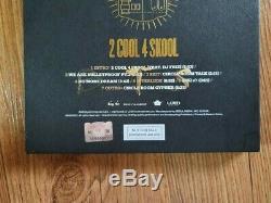 BTS BANGTAN BOYS Promo 2 Cool 4 Skool Album Autographed Hand Signed Type A