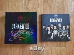 BTS BANGTAN BOYS Promo Album 3 times Autographed Hand Signed JUNGKOOK