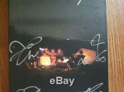 BTS BANGTAN BOYS Promo Forever Album Autographed Hand Signed
