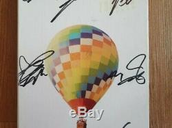 BTS BANGTAN BOYS Promo Forever Album Autographed Hand Signed B