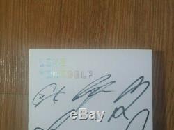 BTS BANGTAN BOYS Promo Love Yourself HER Album Autographed Hand Signed