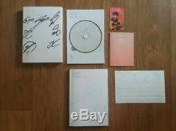BTS BANGTAN BOYS Promo Love Yourself HER Album Autographed Hand Signed Type B