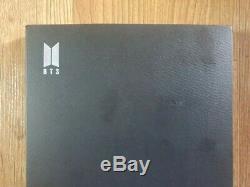 BTS BANGTAN BOYS Promo Love Yourself Tear Album Autographed Hand Signed
