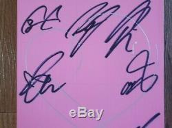BTS BANGTAN BOYS Promo Persona Album Autographed Hand Signed Type A Message