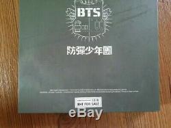BTS BANGTAN BOYS Promo Skool Luv Affair Album Autographed Hand Signed
