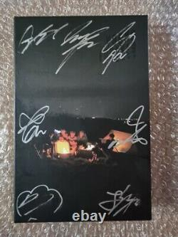 BTS BANGTAN BOYS Promo Young Forever Night Album Autographed Hand Signed