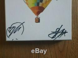 BTS BANGTAN BOYS Promo young Forever Album Autographed Hand Signed