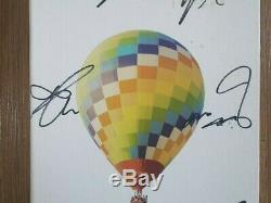 BTS BANGTAN BOYS Young Forever Album Autographed Hand Signed