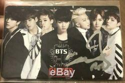 BTS JIMIN HAND SIGNED Danger Official Pony Canyon Music Photo Card Autograph