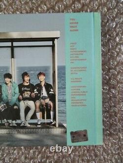 BTS Promo You Naver Walk Alone Album Autographed Hand Signed