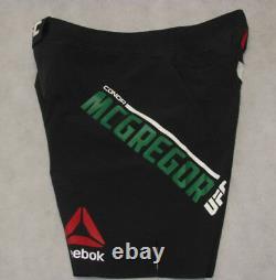 CONOR McGREGOR Hand Signed UFC Shorts Trunks +PSA BAS COA BUY 100% GENUINE CONOR