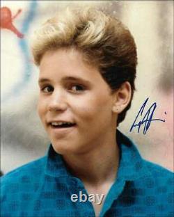 Corey Haim Autograph The Lost Boys, Lucas Hand Signed 10x8 Photo