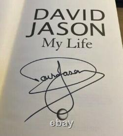 David Jason My life Hand Signed Book