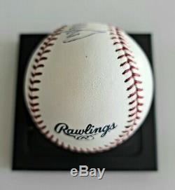 Donald Trump Hand Signed Autographed ROMLB Baseball with COA + 10 Collector Coins