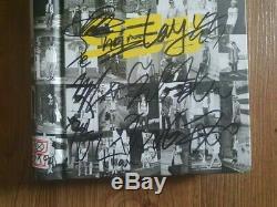 EXO XOXO Promo Album Autographed Hand Signed