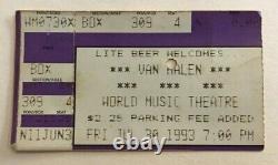 Eddie Van Halen Hand Signed Autographed 8x10 Photograph WithCOA NOT a Reprint