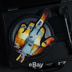 Eminem AUTOGRAPHED JDGAF/SDGAF SSLP20 Middle Finger 7 COA IN HAND