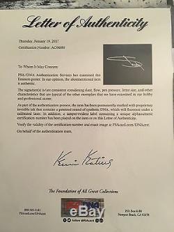 Eminem Signed Shady Autographed Litho Hand Signed PSA #AC04888 Limited To 500