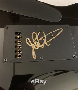 Ernie Ball Music Man John Petrucci Handsigned/AUTOGRAPHED JP6 BFR Tobacco Burst