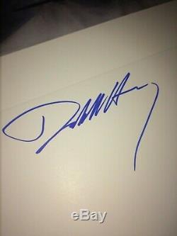 HR Giger artwork KOO KOO Autographed Debbie Harry of BLONDIE Hand Signed