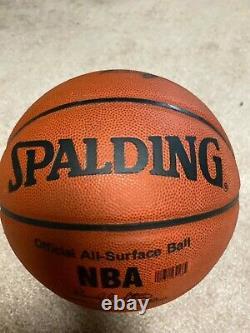 Hand Signed Autographed Kobe Bryant Basketball PSA/DNA LA Lakers HOF Rare