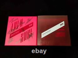Hand signed ATEEZ autographed Treasure Epilogue Action To Answer K-POP 1120