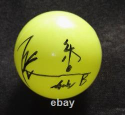 Hand signed NCT DREAM autographed Concert Ball K-POP limited versions