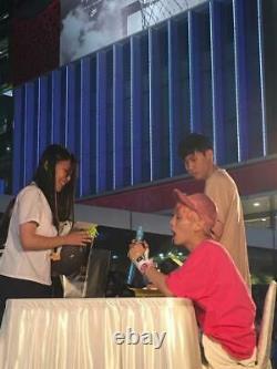 Hand signed SHINEE Kim Jonghyun She IS autographed album limited+signed photo
