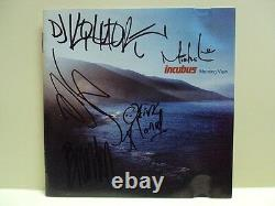 Incubus Morning View Cd, Hand Signed / Autographed / Autograph
