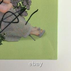 Izone'heartiz' Hitomi Hand Signed Autographed Violeta Album + Yena Photocard