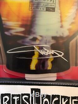 JDGAF/SDGAF SSLP20 MIDDLE FINGER 7 AUTOGRAPHED Eminem Slim Shady In Hand LE99
