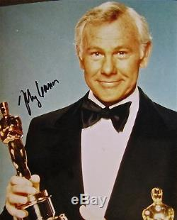 JOHNNY CARSON AUTOGRAPHED HAND SIGNED 8x10 PHOTO PSA/DNA CERTIFIED AUTHENTIC LOA