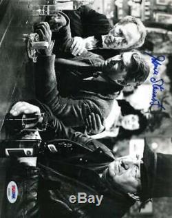 James Jimmy Stewart Psa Dna Hand Signed 8x10 Wonderful Life Photo Autograph