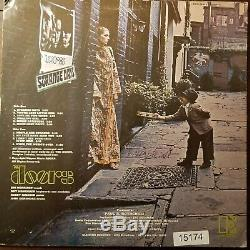 Jim Morrison Hand Signed Autographed Doors Lp Record Album withCOA