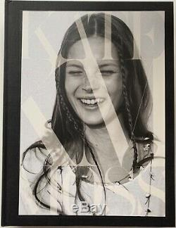KATE MOSS by KATE MOSS HAND SIGNED AUTOGRAPHED BOOK TO THE RIZZOLI BOOKPLATE
