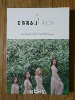 LOONA Fan Sign Event 1/3 Love & Evil Album Autographed Hand Signed